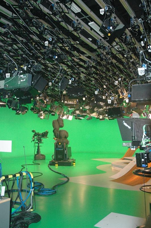 Die Grüne Hölle - Das heute Studio